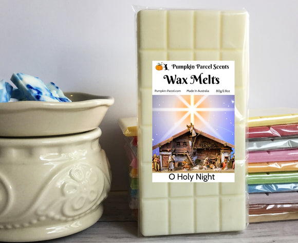 O Holy Night Wax Melts
