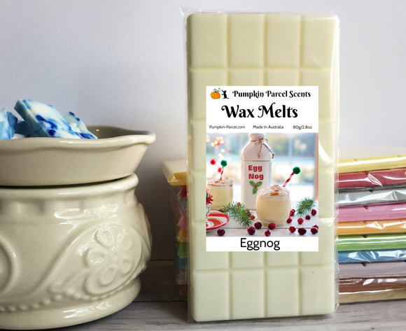 Eggnog Wax Melts