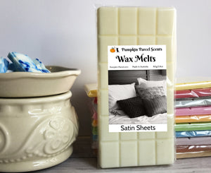 Satin Sheets Wax Melts