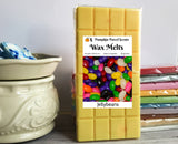 Jellybean Wax Melts