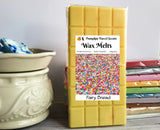 Fairy Bread Wax Melts