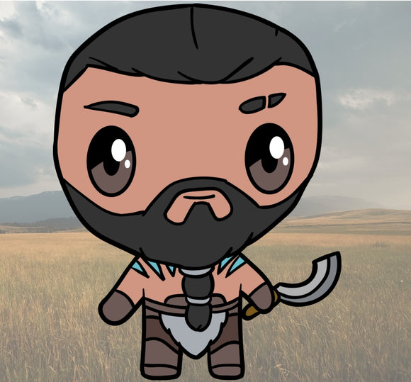 HORSELORD - Khal Drogo Wax Melts
