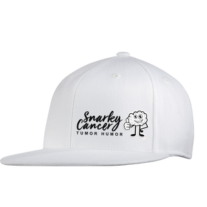 Snarky Flat Bill Baseball Hat
