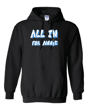 All In For Annie Fundraiser Pre-Order
