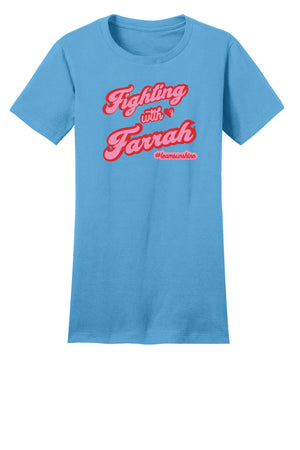 Fighting with Farrah Fundraiser Pre-Order