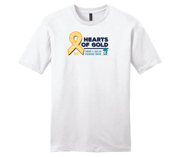ASCF Hearts of Gold--T-SHIRT ONLY