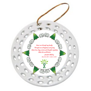 LLFS 2020 Jennifer Mallory Ornament