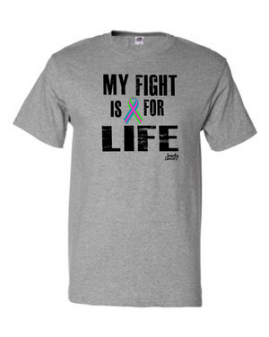 My Fight is For Life