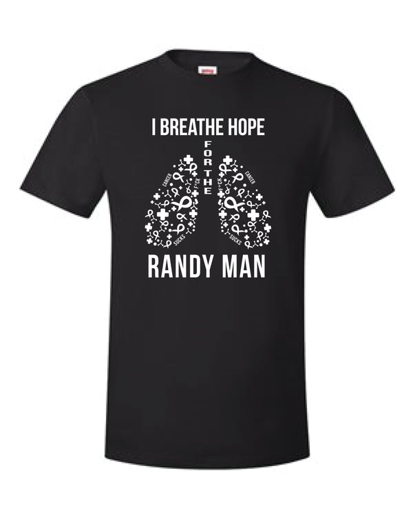 The Randy Man Can Fundraiser Pre-Order