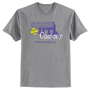Team Jamie Strike Out Cancer Fundraiser Pre-Order