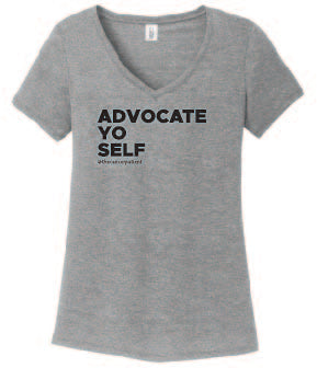 Advocate Yo Self!