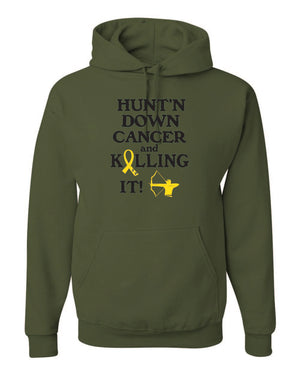 HUNT'N DOWN CANCER Fundraiser Pre-Order