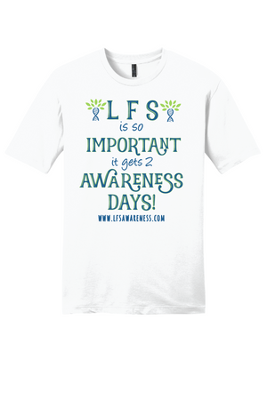 LFS IS SO...IT NEEDS A 2nd AWARENESS DAY!
