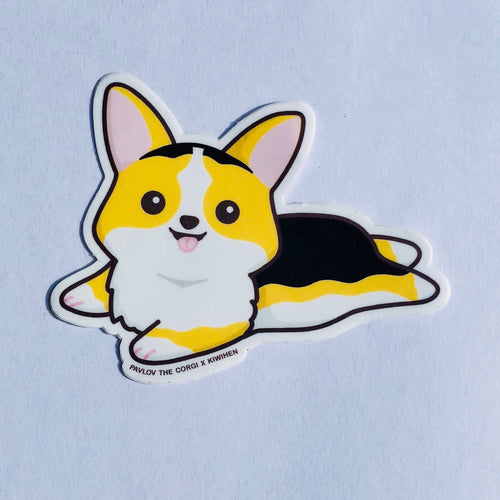 Pavlov Sticker