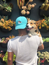 Turquoise Dad Hat