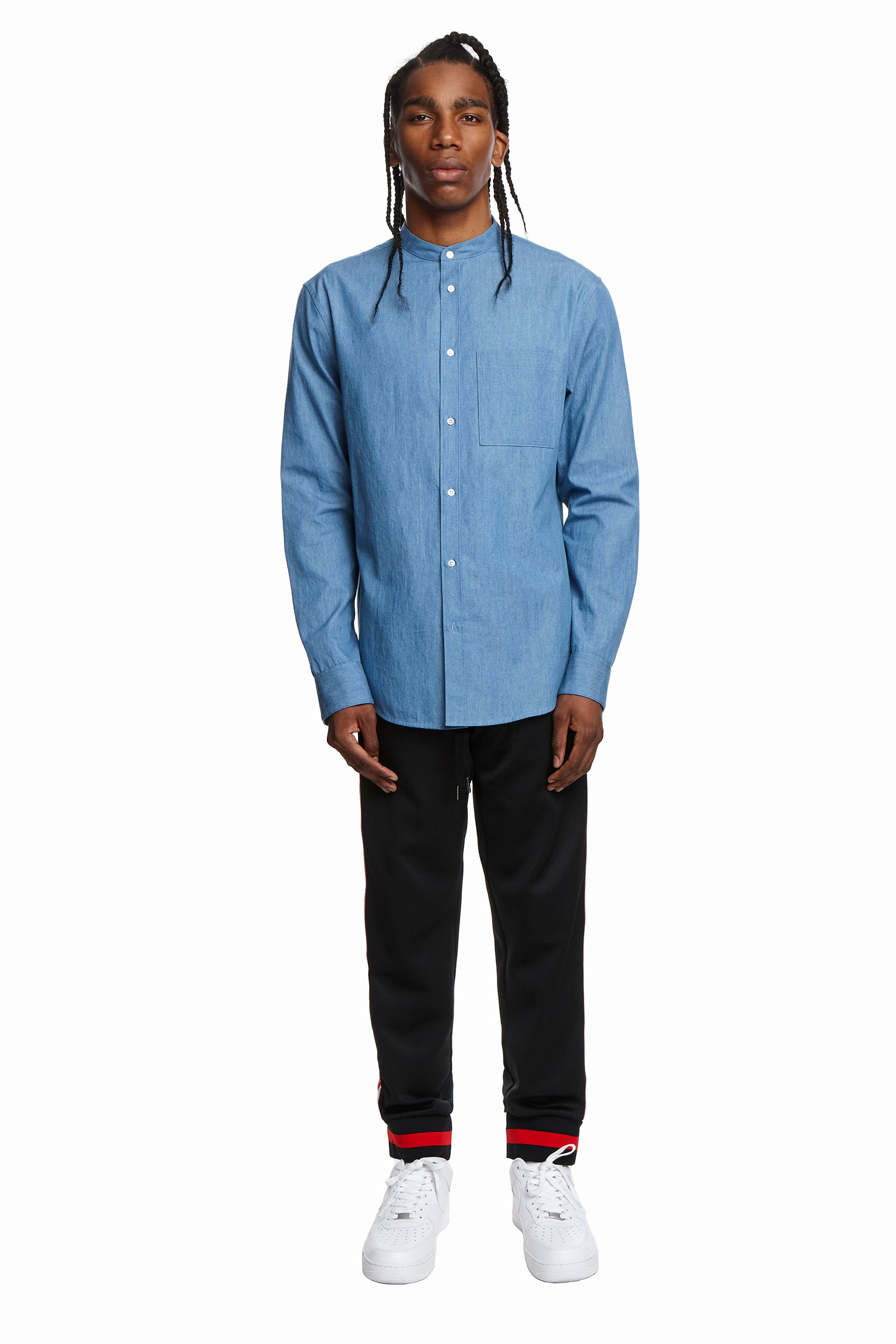 Beijing Denim Button Down