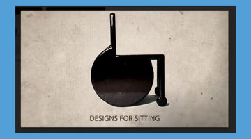Fashion Follows Form: Designs for Sitting