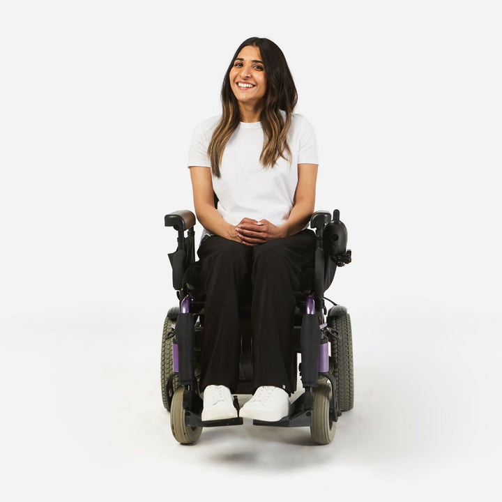Dundas Tear Away Track Pant in a Wheelchair Cut
