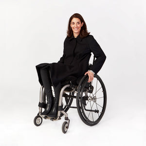 Seated Coat Magnetic Closure - IZ Adaptive