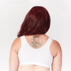 Snap Front Closure Bra - IZ Adaptive