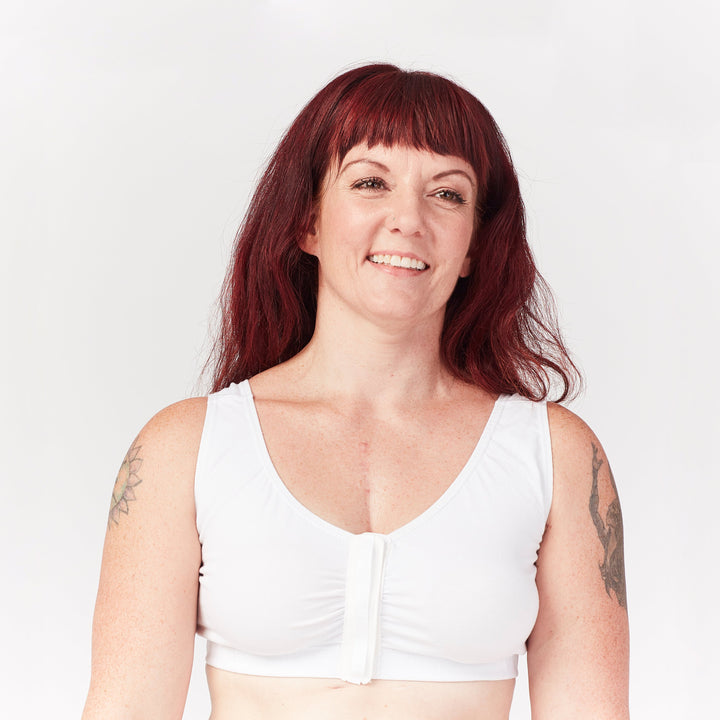 Eezee Bra in Premium Cotton - IZ Adaptive