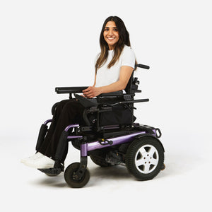 Dundas Tear Away Athletic Pant in a Wheelchair Cut - IZ Adaptive