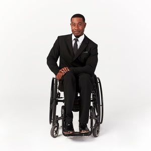 Two Piece Suit - IZ Adaptive
