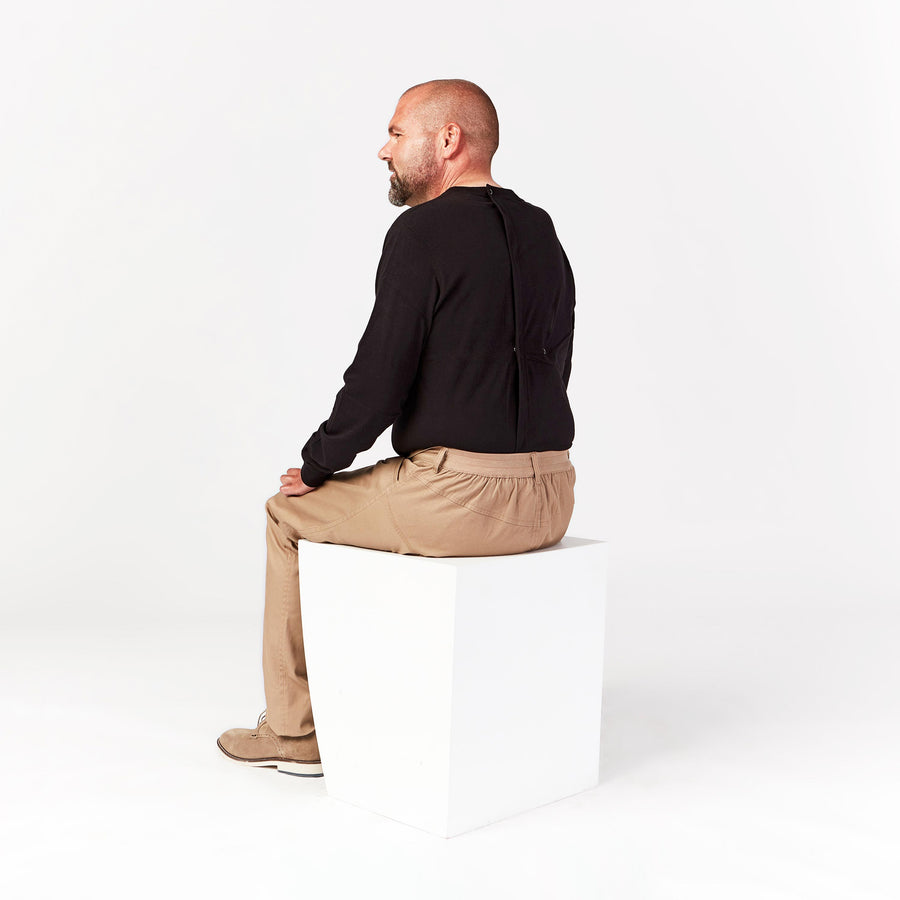 Seated Chino - IZ Adaptive