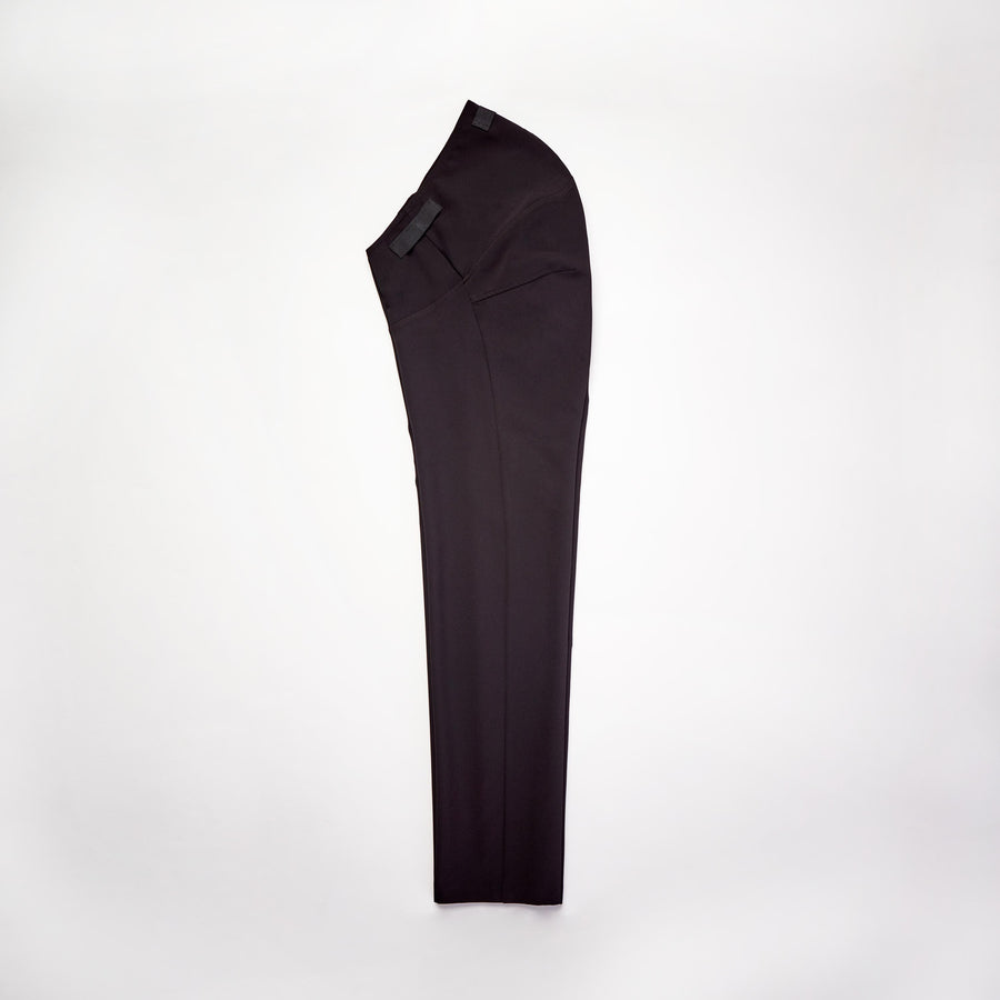 Seated Dress Pant Yoga Waist
