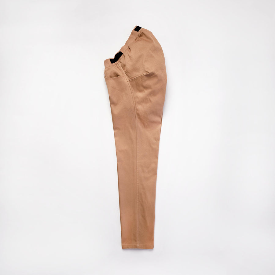 Seated Chino Elastic Waist