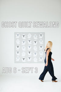 COMING SOON: Ghost Quilt Sewalong