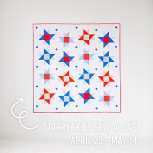 COMING SOON: Starry Skies Sew-Along
