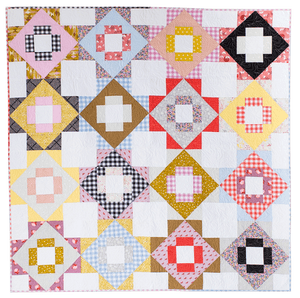 Meadowland Quilt One - The Scrappy Cotton + Steel One
