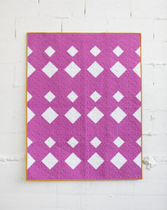 Paper Cuts - the Modern Baby one + all the quilts together