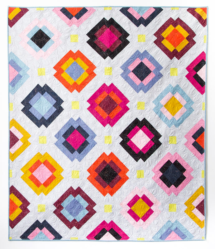 Radiate Quilt - The Ruby Star Society One