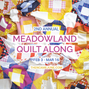 Meadowland QAL 2020 Coming Soon!