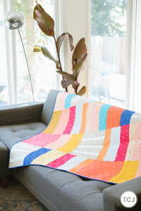 Bright Side Quilt Pattern - Printed