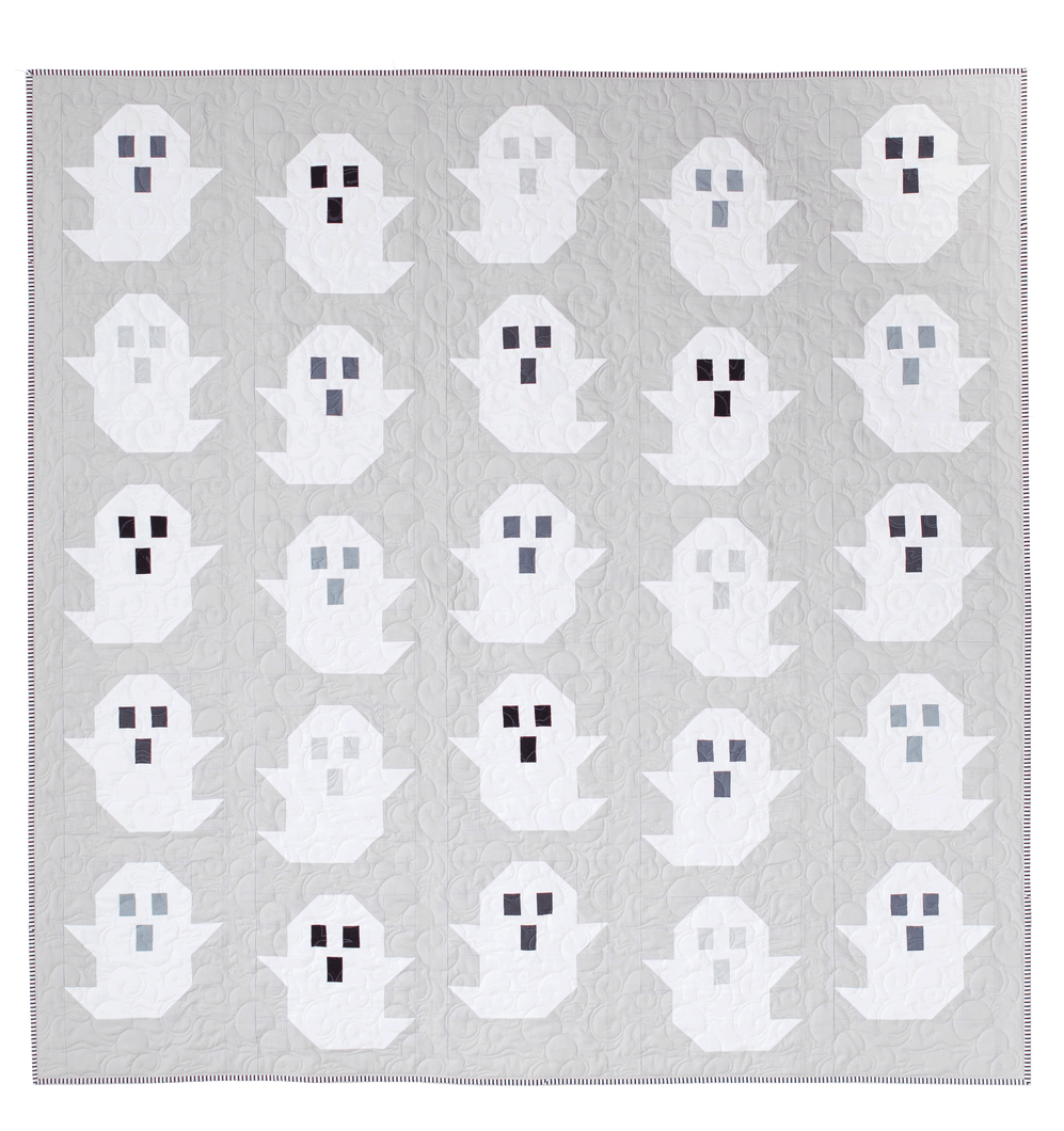 Ghost Quilt Pattern - PDF