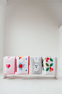 The Modern Holiday Quilt Collection Bundle - PDF