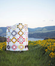 Meadowland Quilt Pattern - Printed