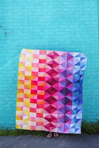 Dusk to Dawn Quilt Pattern - PDF