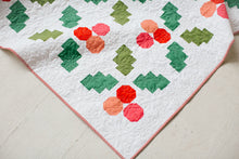 Holly Jolly Quilt Pattern - PDF