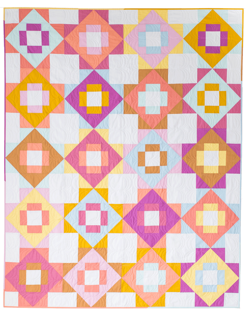 Meadowland Quilt Pattern - PDF