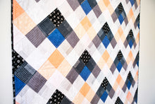 Seeing Double Quilt Pattern - PDF
