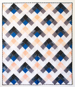 Seeing Double Quilt Pattern - PDF – Then Came June : quilt patterns pdf - Adamdwight.com