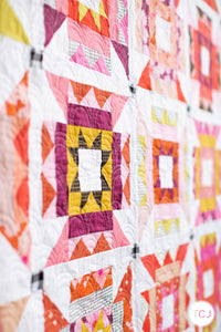 Nova Star Quilt - Fall 2020 QAL