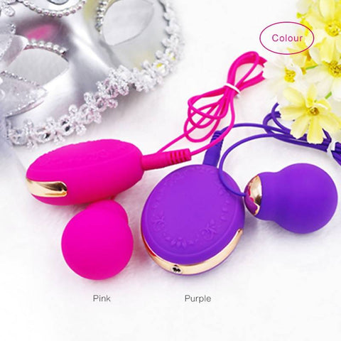 Intelligent Heating Egg Vibrator