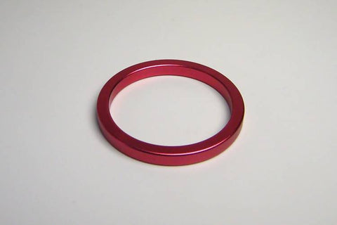 40mm Red Metal Cockring Boda