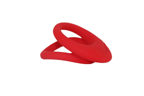 5.6cm Fire Lips Cockring MoreFun toys