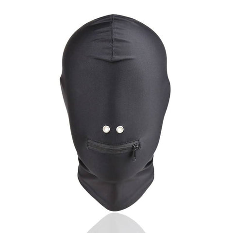 Black Full Head Cover Nomads